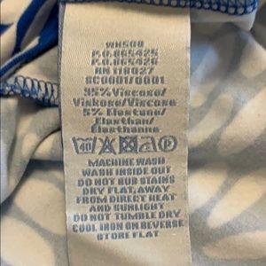 Boden Dresses - Print Block Jersey Dress, includes waist tie belt!